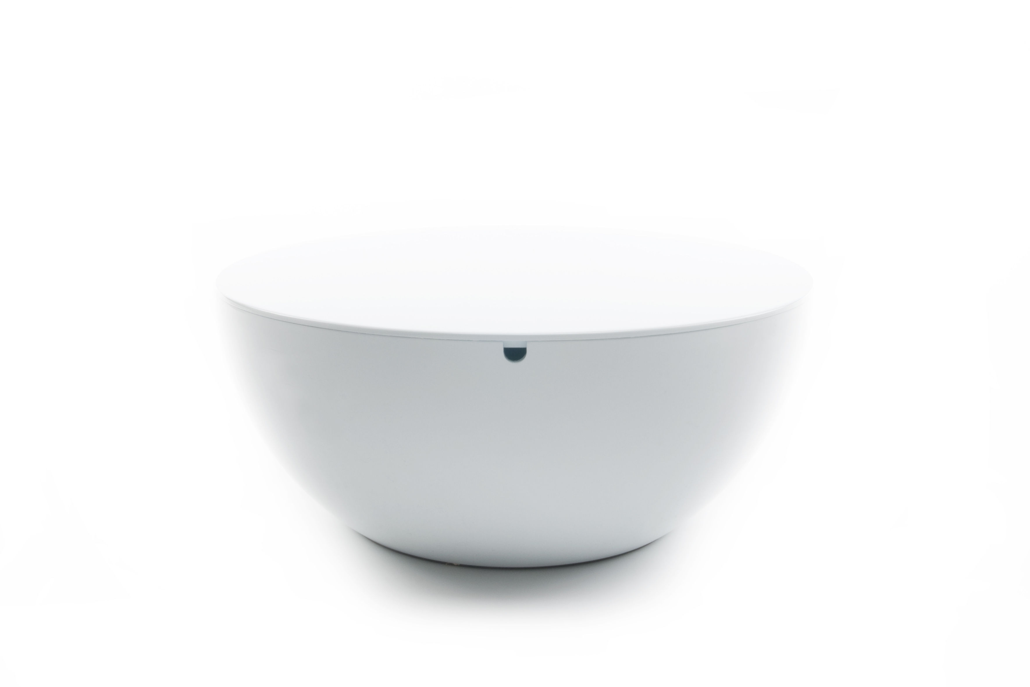 table basse slice coffre 60 cm plateau abs blanc xl boom. Black Bedroom Furniture Sets. Home Design Ideas