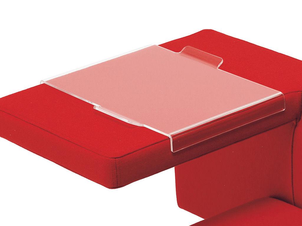 plateau pour fauteuil solitaire plateau plexiglas pour accoudoir offecct. Black Bedroom Furniture Sets. Home Design Ideas