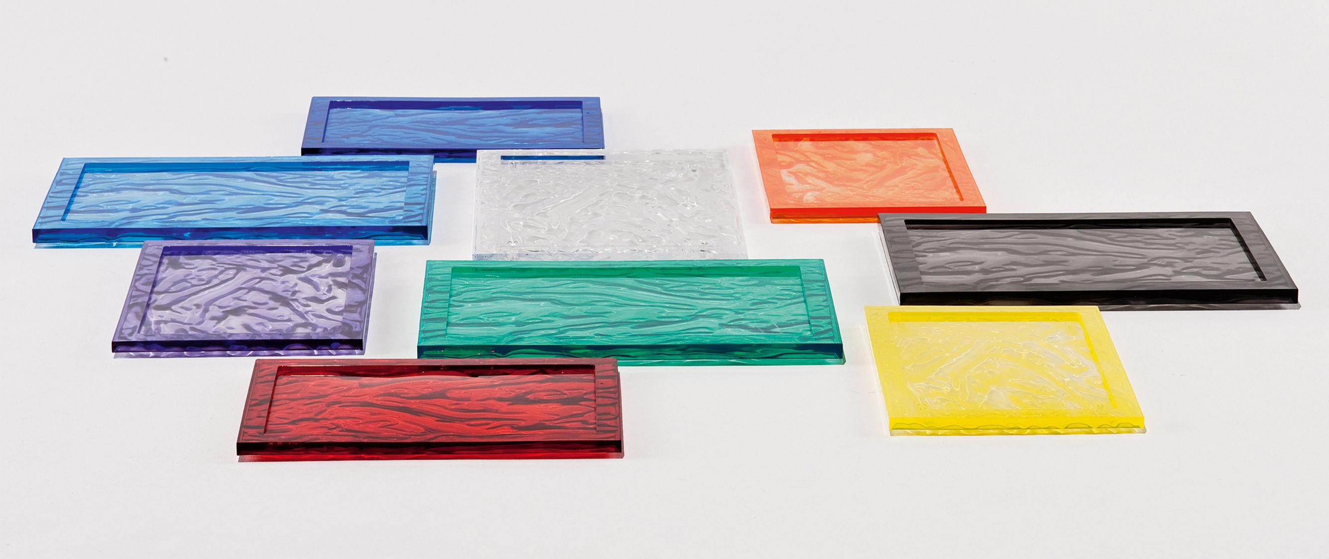 kartell dune tray kartell dune tray shop online at kartellcom  - dune tray x cm orange by kartell