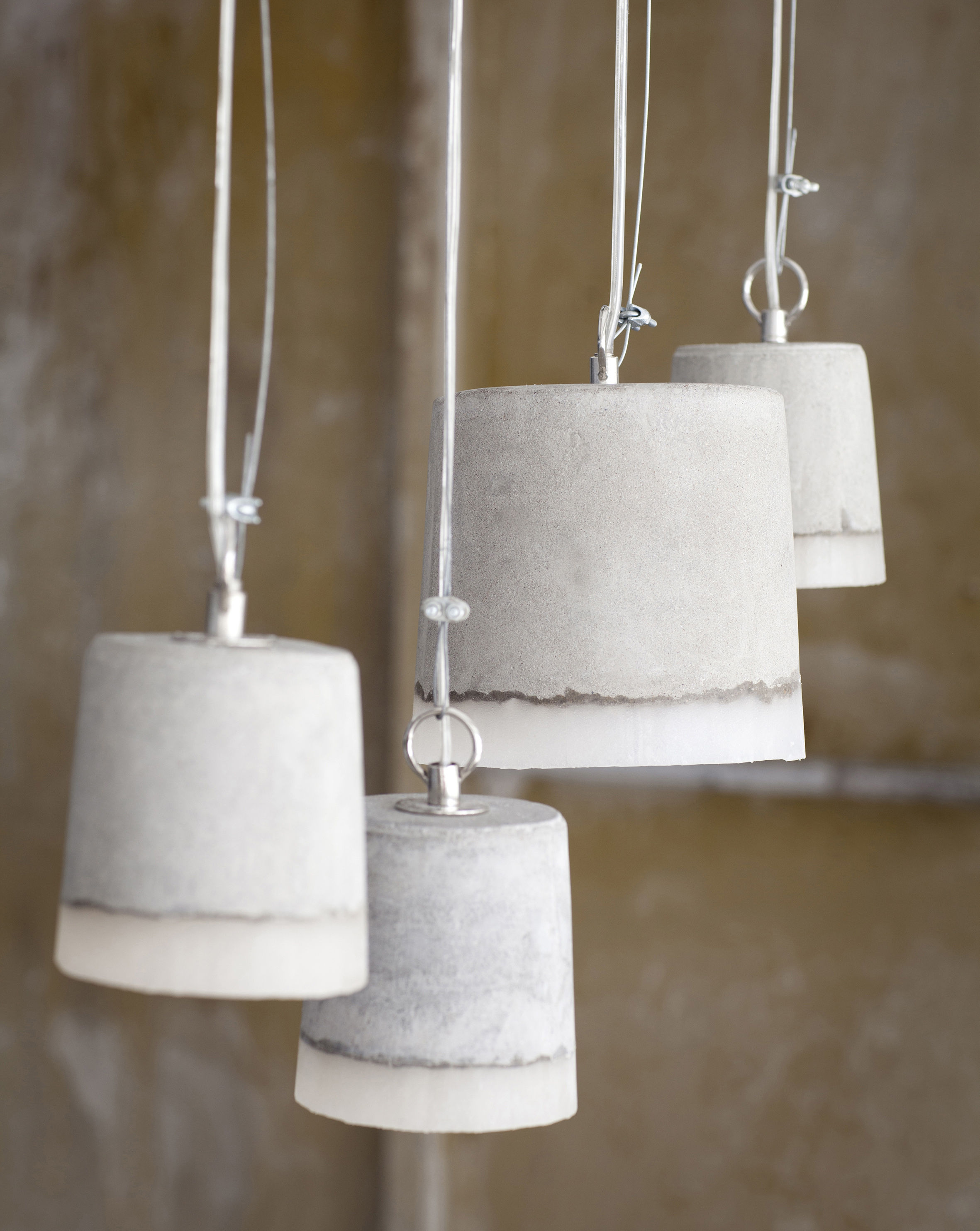product cords concreate base pendant light coloured concrete tt raven