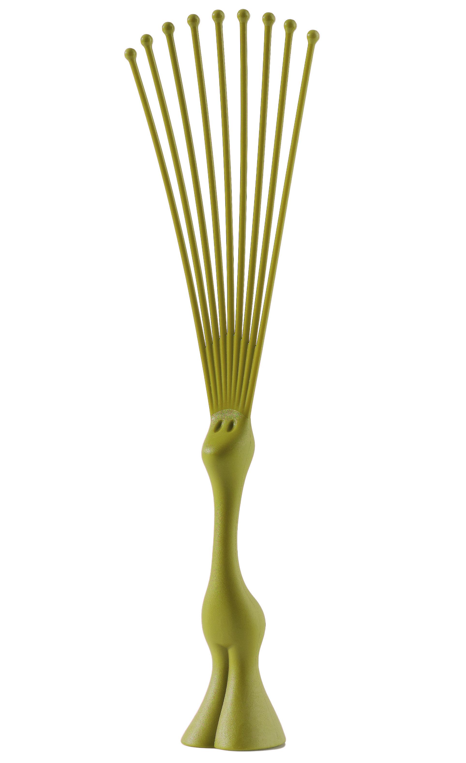 Scopri frusta da cucina gloria verde senape di koziol made in design italia - Frusta da cucina ...