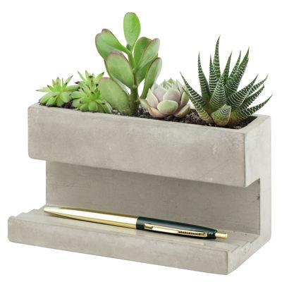 pot de fleurs planter and pen holder large pot de fleurs. Black Bedroom Furniture Sets. Home Design Ideas