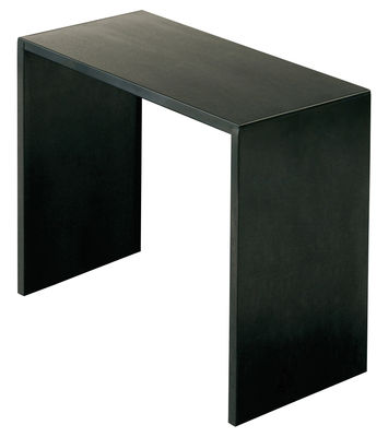 console m tal noir. Black Bedroom Furniture Sets. Home Design Ideas
