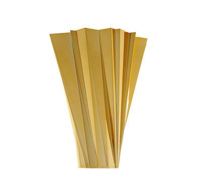 Shanghai vase gold by kartell for Decoration kartell