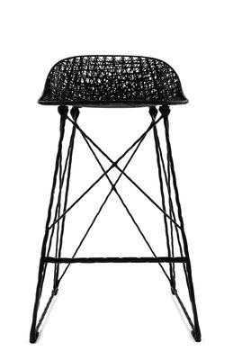 Outdoor Barhocker carbon outdoor outdoorgeeignet sitzfläche 66 cm moooi barhocker