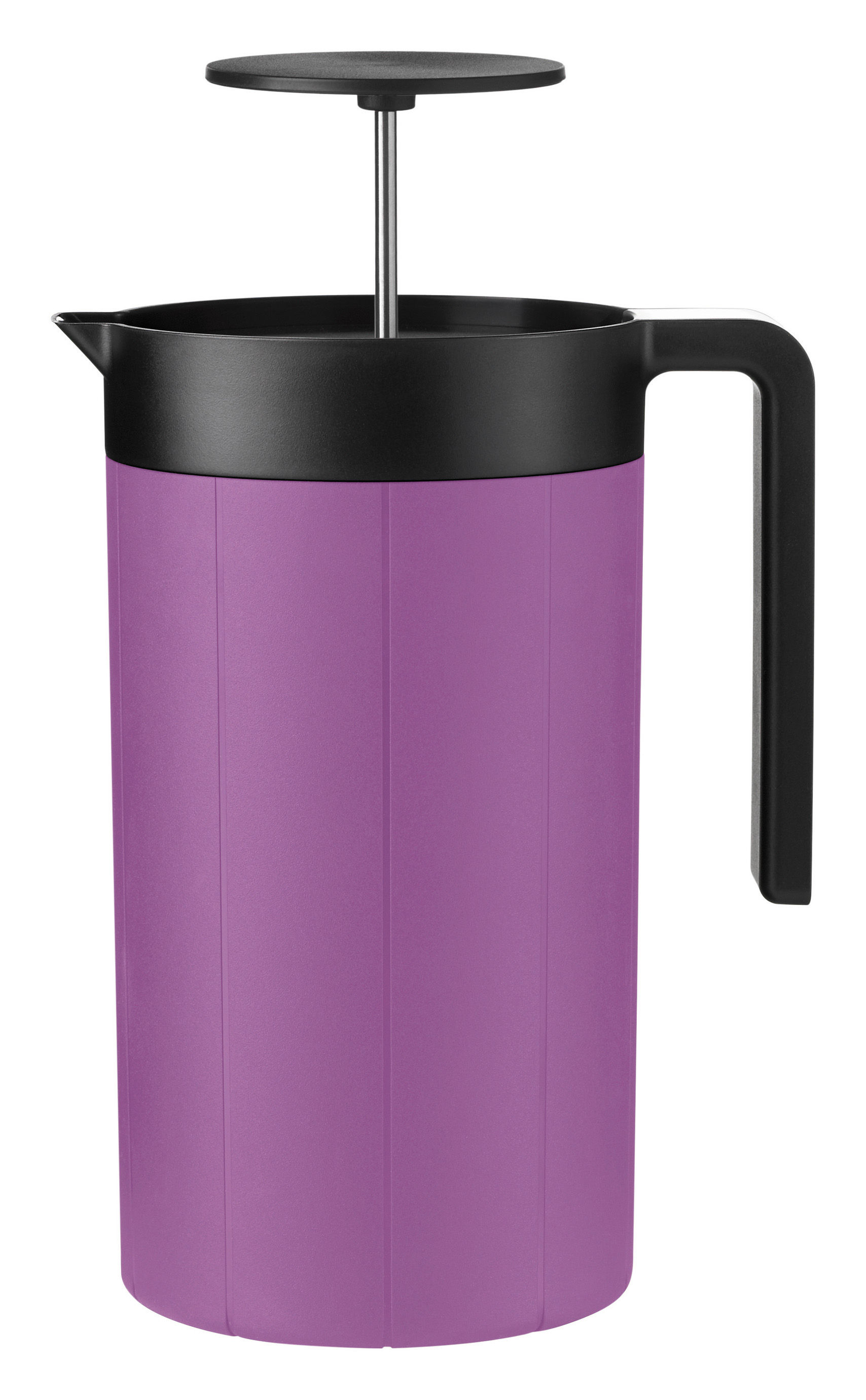cafeti re piston dot by paul smith isotherme 8 tasses violet stelton. Black Bedroom Furniture Sets. Home Design Ideas