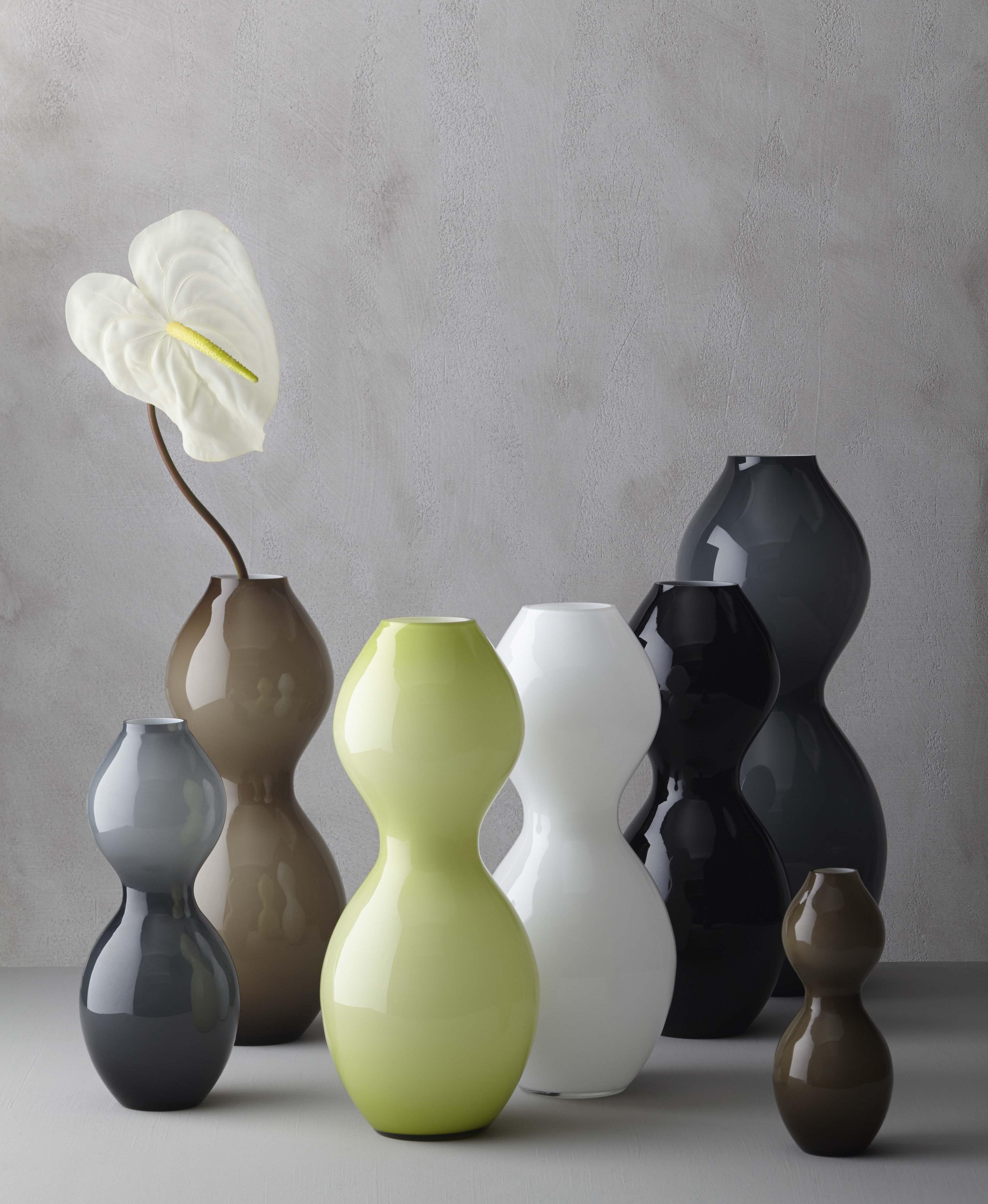 coco vase lime by leonardo. Black Bedroom Furniture Sets. Home Design Ideas