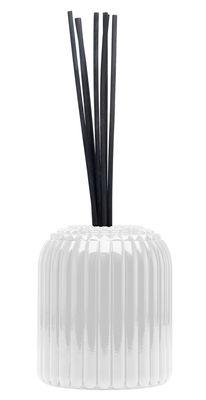 Image of Diffusore di profumo Cache Cache / Con profumo e bastoncini - Kartell Fragrances - Bianco - Materiale plastico