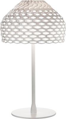 Luminaire - Lampes de table - Lampe de table Tatou H 50 cm - Flos - Blanc - Méthacrylate, Polycarbonate