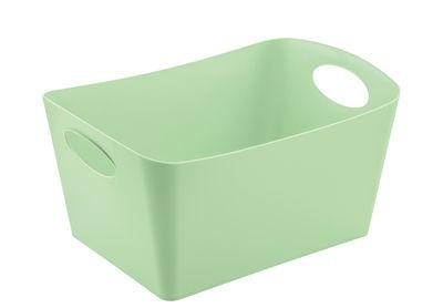 Panier Boxxx M 3,5 L Koziol vert menthe en matière plastique