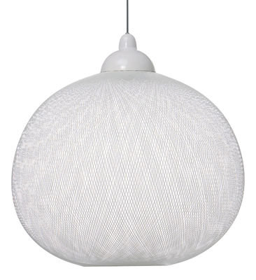 Suspension Non Random Light / Medium - Ø 71 cm - Moooi blanc en matière plastique