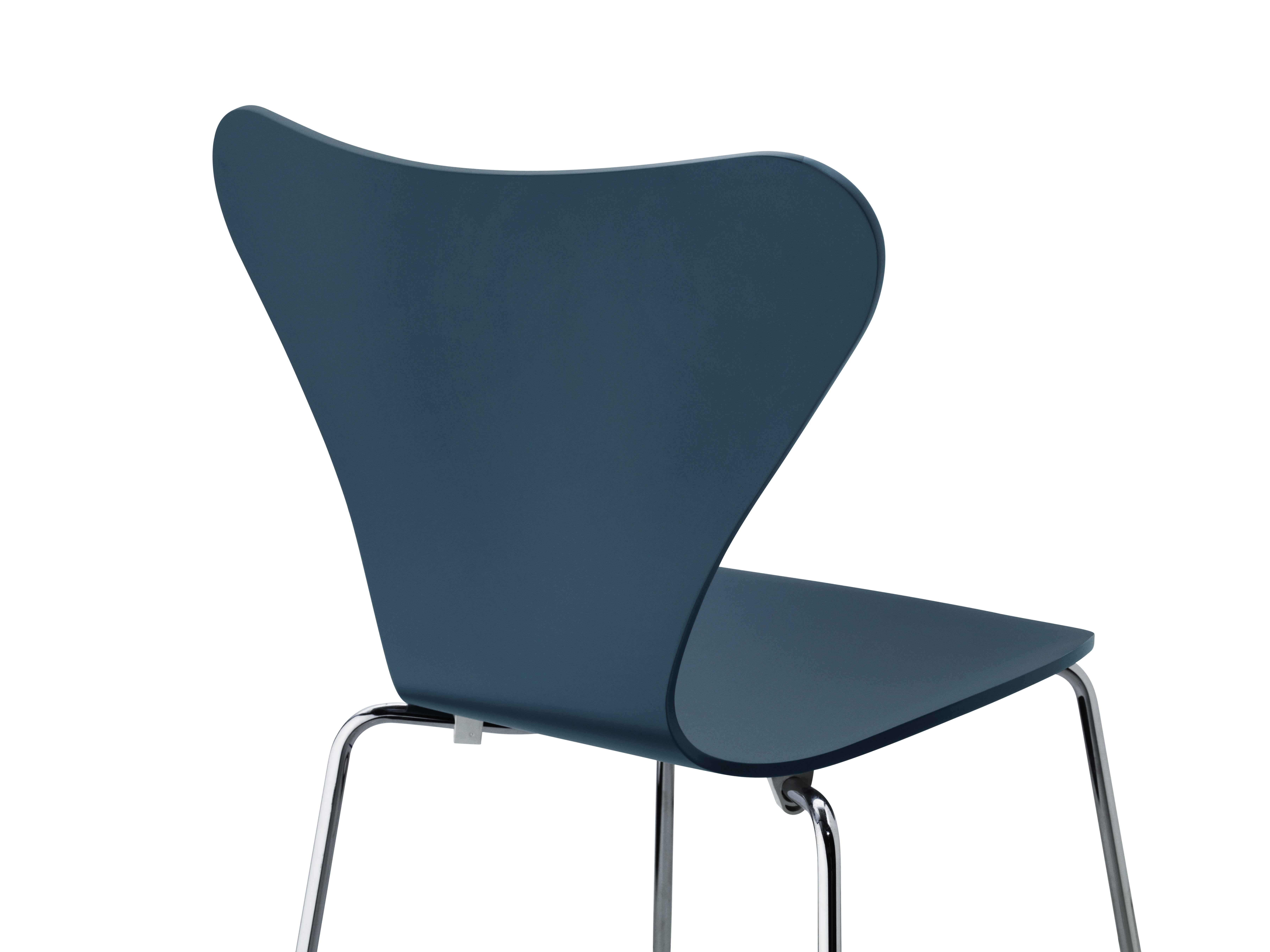 serie 7 esche get nt fritz hansen stuhl. Black Bedroom Furniture Sets. Home Design Ideas