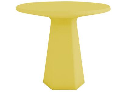 Table de jardin Jaune - Qui est Paul ? | Made In Design