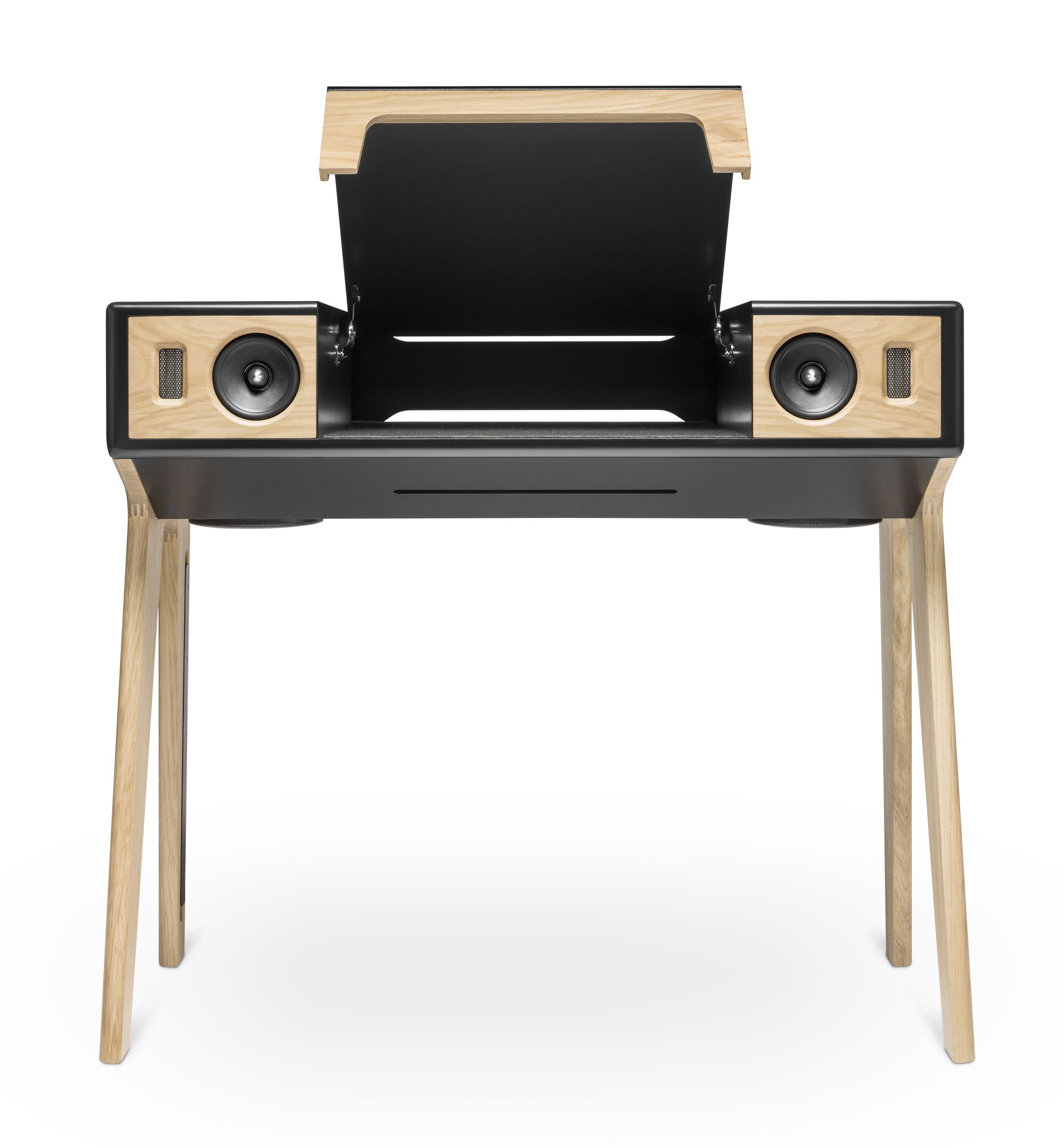 bureau lp 160 enceinte acoustique haute fid lit. Black Bedroom Furniture Sets. Home Design Ideas