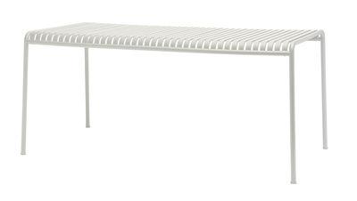 Palissade Tisch / 160 x 80 cm - R & E Bouroullec - Hay - Cremeweiß