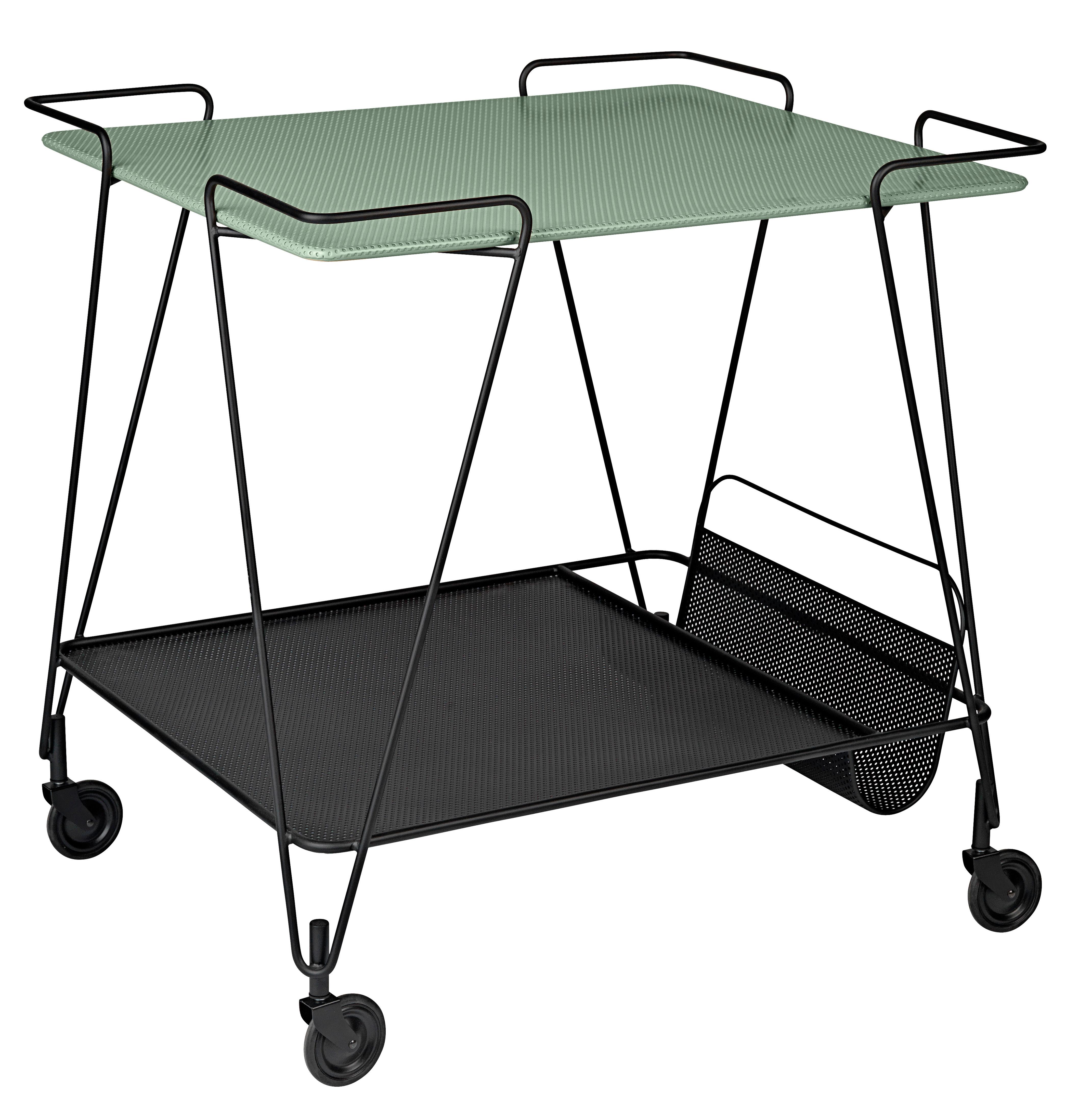 Trolley carrello tavolo d 39 appoggio mat got for Tavolo d appoggio