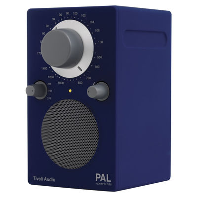 radio pal enceinte portative bleu tivoli audio. Black Bedroom Furniture Sets. Home Design Ideas