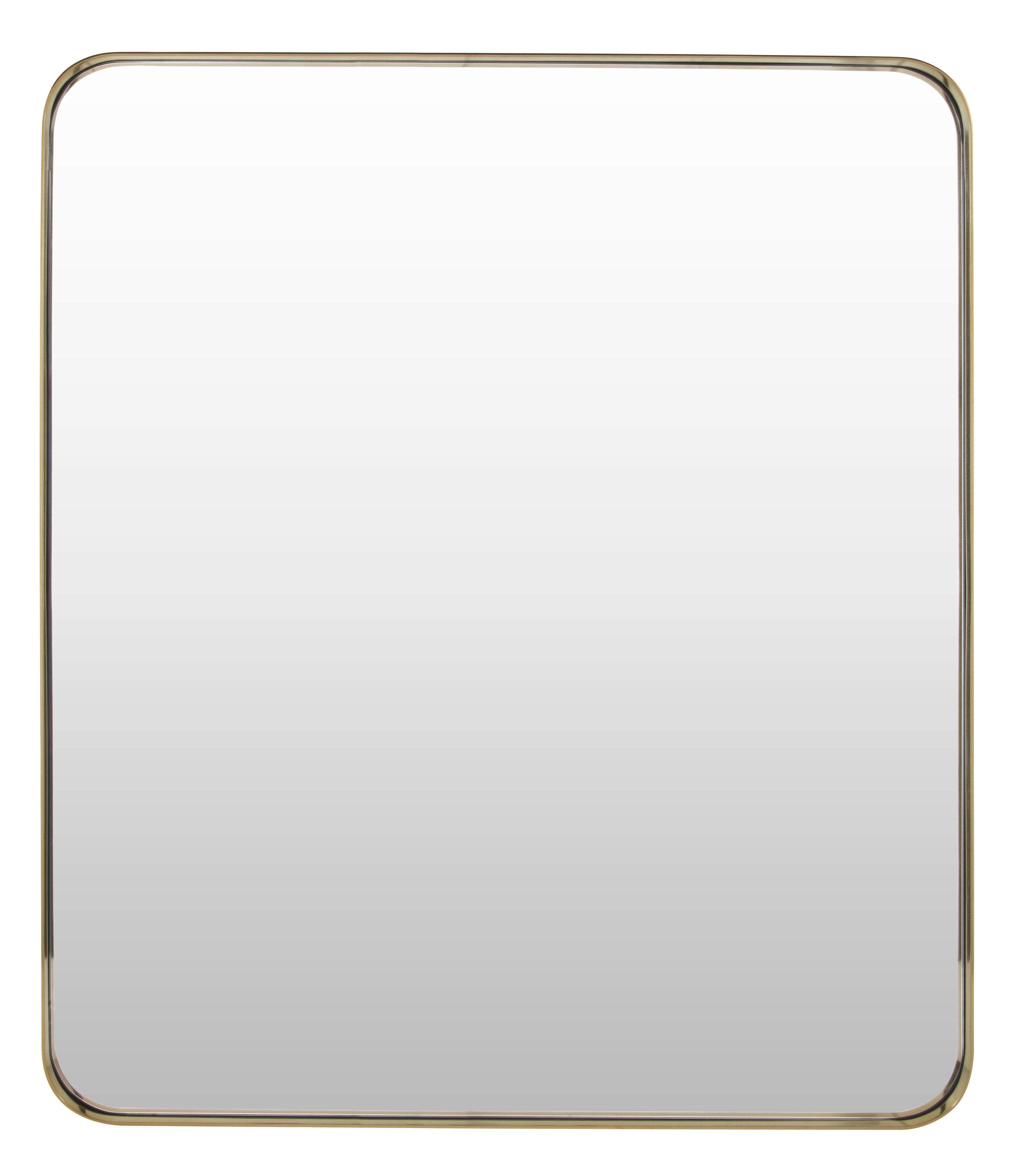 miroir hector 121 x 141 cm or maison sarah lavoine. Black Bedroom Furniture Sets. Home Design Ideas