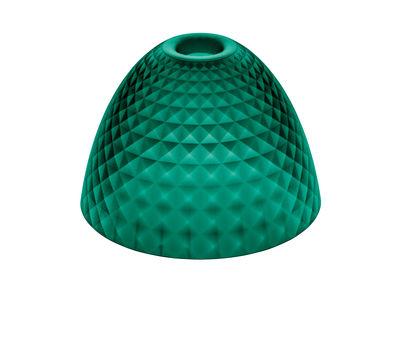 Stella Small Lampenschirm / Ø 25,5 cm - Koziol - Tannengrün