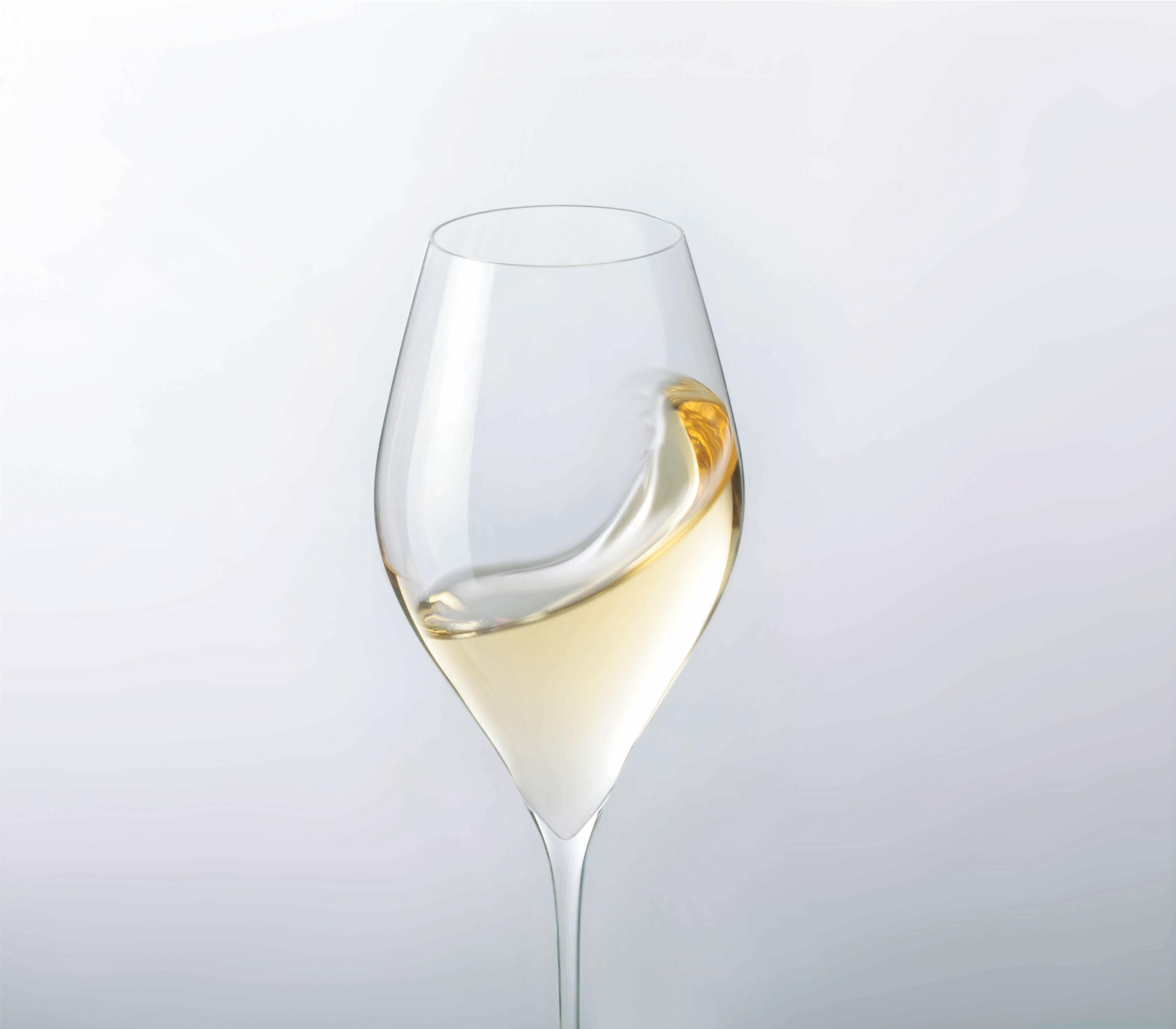 Rossini white wine glass 425 ml transparent by leonardo - Vin rossini ...