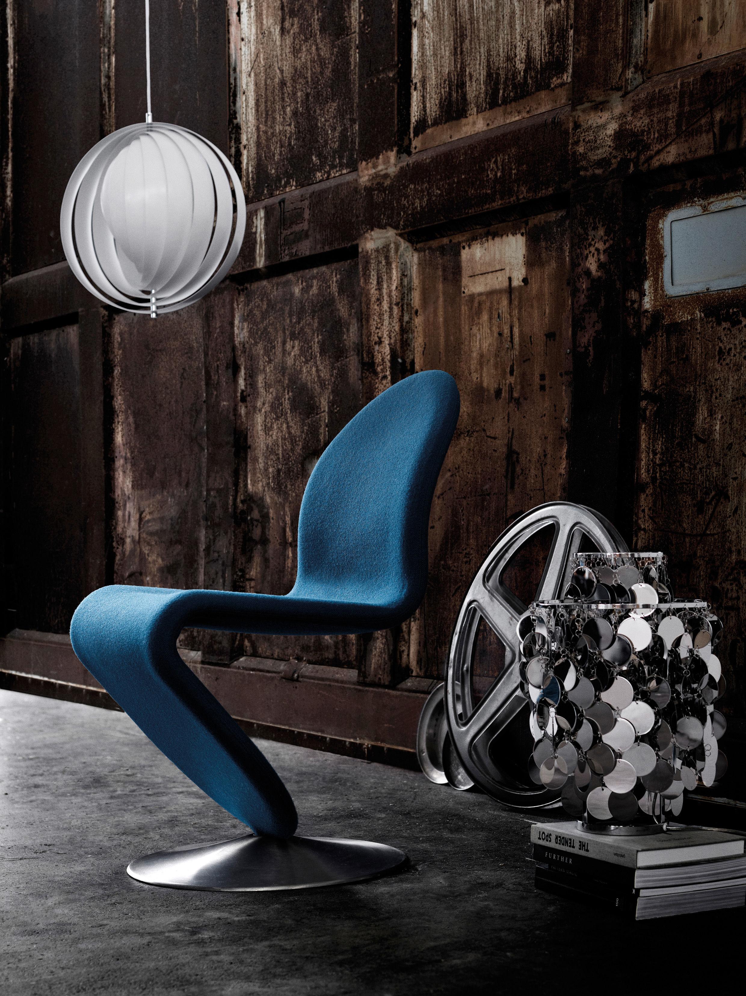 1 2 3 panton 1973 verpan stuhl for Design stuhl panton