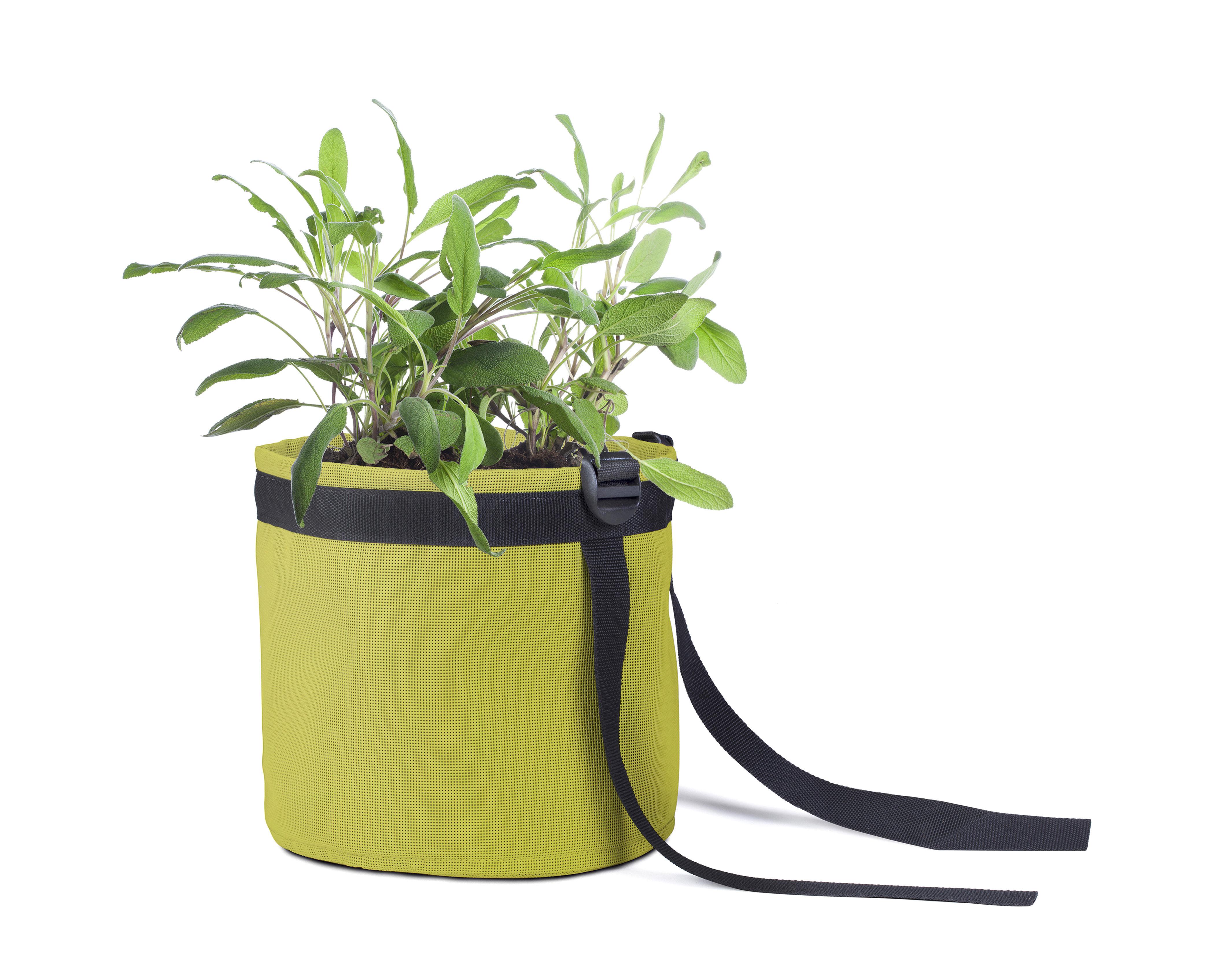 accroch batyline 10 l outdoorgeeignet bacsac blumentopf zum aufh ngen. Black Bedroom Furniture Sets. Home Design Ideas