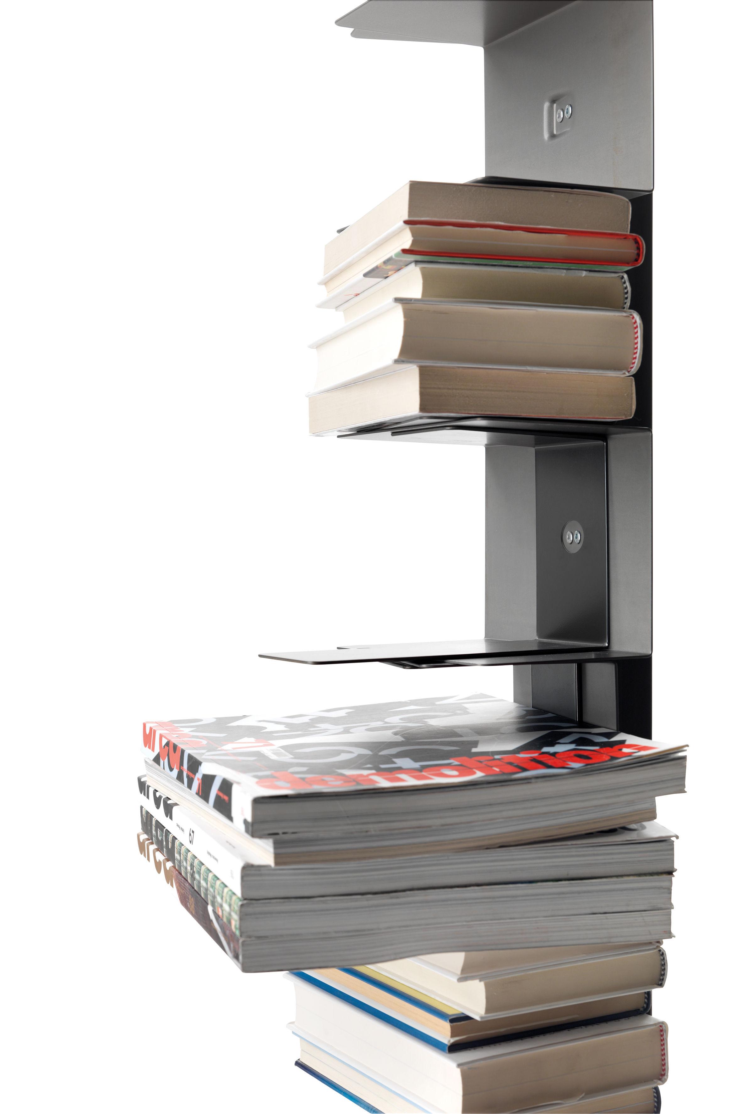 biblioth que ptolomeo murale h 155 cm blanc opinion ciatti. Black Bedroom Furniture Sets. Home Design Ideas