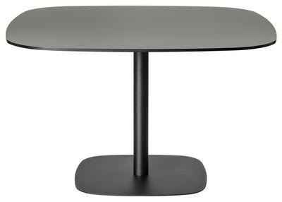 Table Nobis / 120x120 cm - Offecct noir en bois