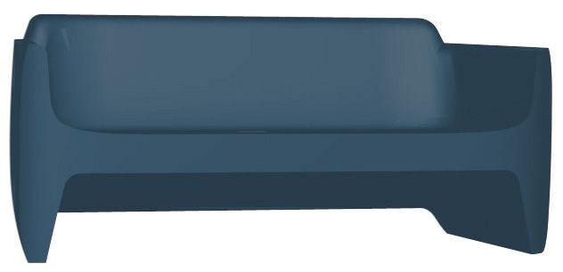 Canap translation l 168 cm bleu nuit qui est paul for Canape translation