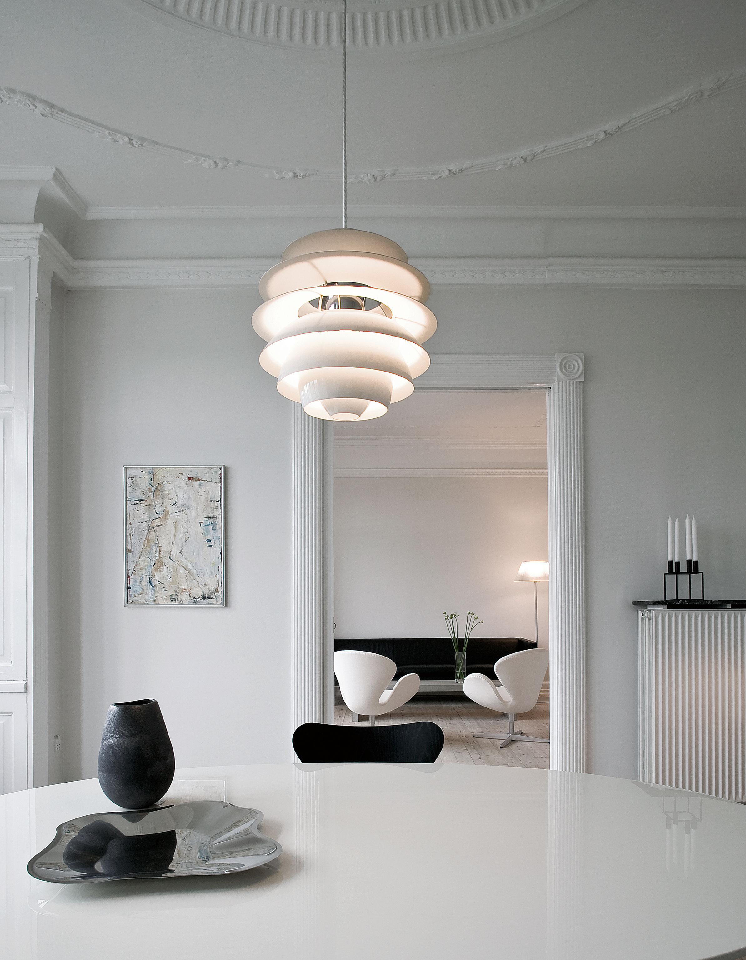 ph snowball louis poulsen pendelleuchte. Black Bedroom Furniture Sets. Home Design Ideas