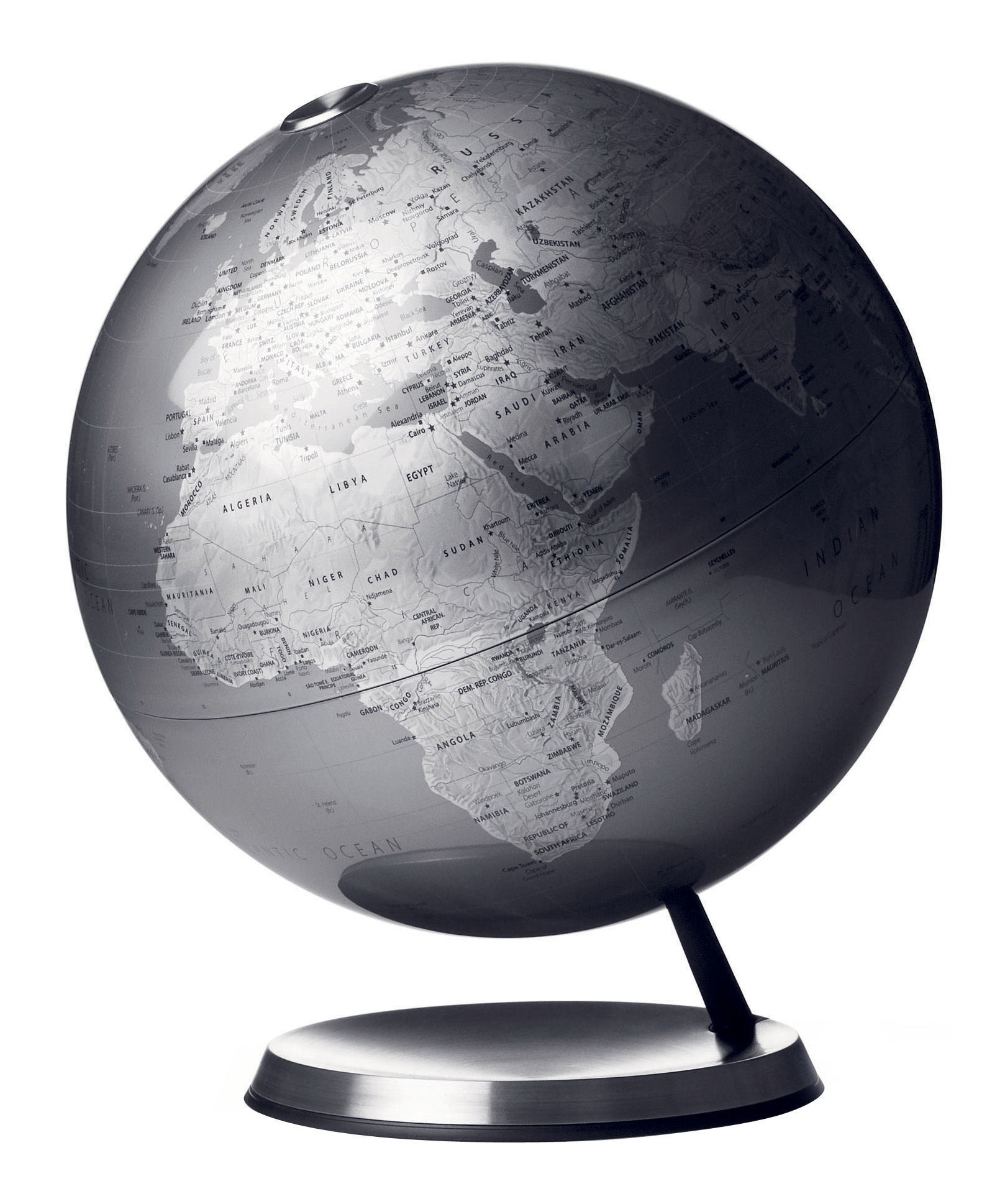 globe on stand dusty colors by menu. Black Bedroom Furniture Sets. Home Design Ideas