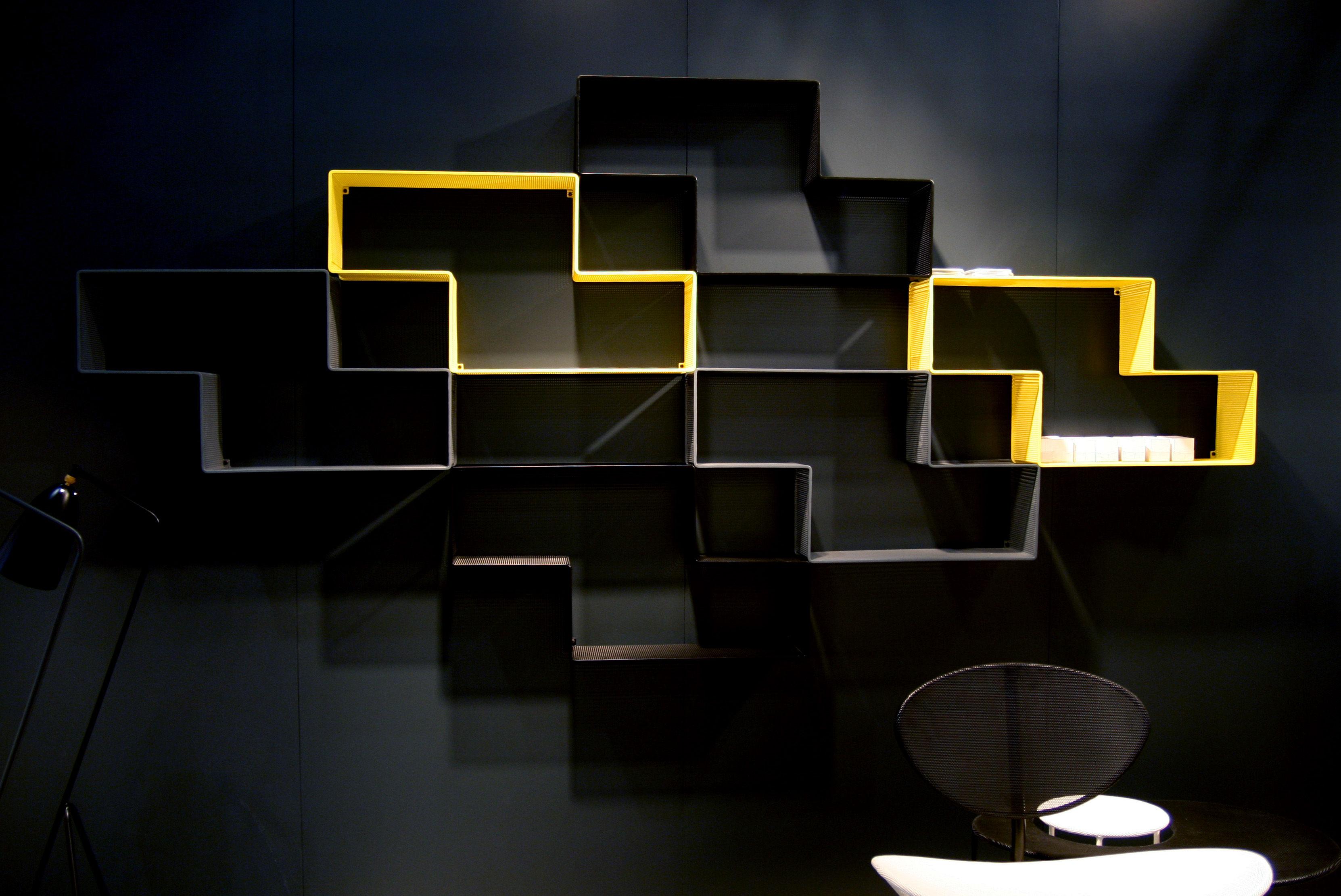 etag re dedal mat got l 90 cm r dition 50 39 jaune gubi. Black Bedroom Furniture Sets. Home Design Ideas