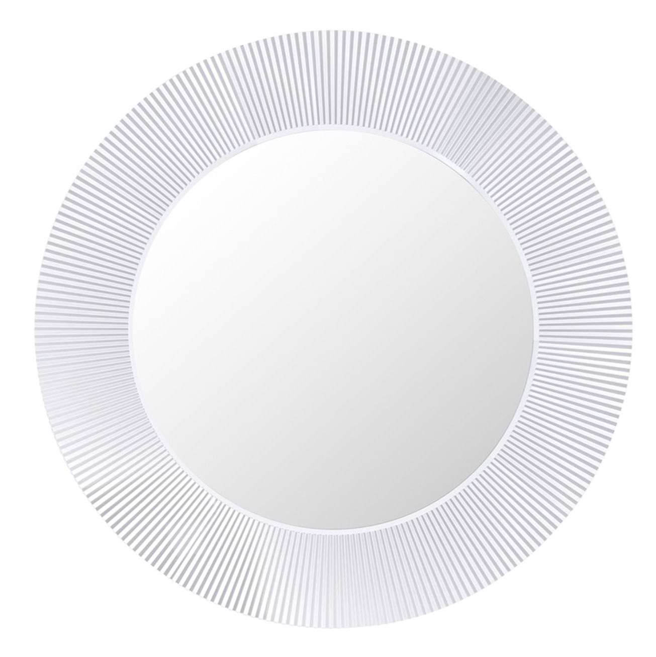 All saints illuminated mirror luminous led cristal by for Miroir kartell