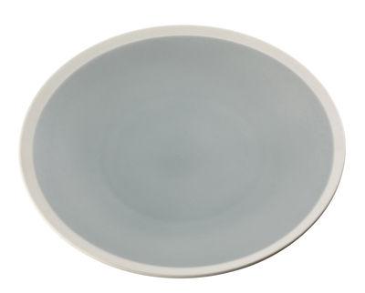 Assiette Sicilia Ø 26 cm Maison Sarah Lavoine pousse de tilleul en céramique