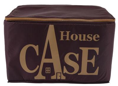 House Case Storage Plum by Bensimon