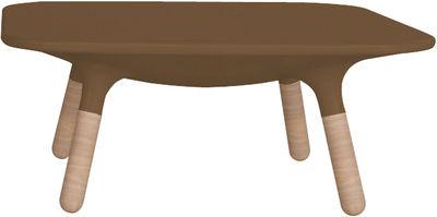 Tavolino Marguerite - H 30 cm di Stamp Edition - Talpa - Materiale plastico