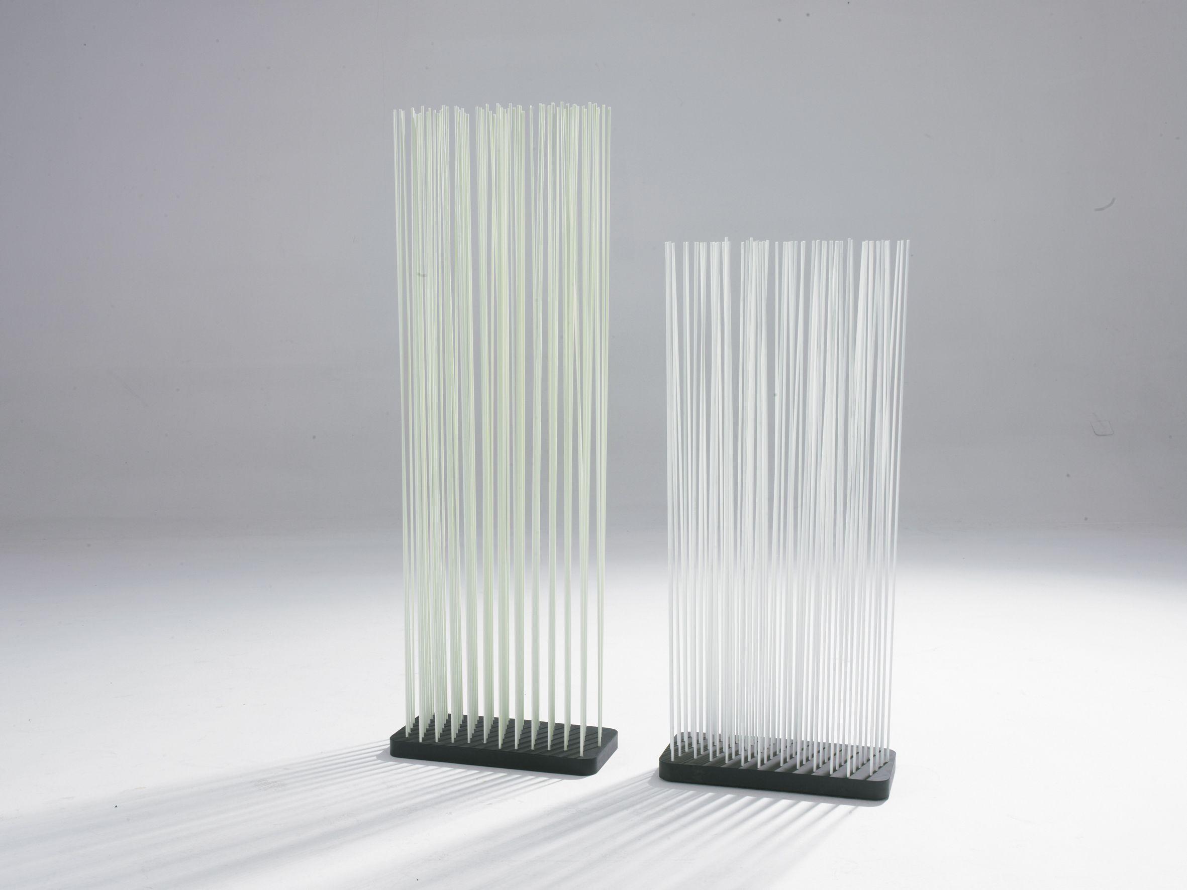 Paravent Sticks L 60 X H 120 Cm Int Rieur Ext Rieur Blanc Extremis
