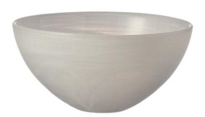 Arts de la table - Saladiers, coupes et bols - Bol Alabastro / Ø 13 cm - Leonardo - Blanc - Verre
