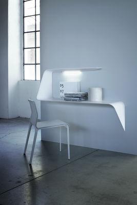 mamba wandregal ecke rechts l 135 cm mdf italia schreibtisch. Black Bedroom Furniture Sets. Home Design Ideas