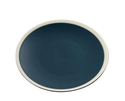 Assiette à dessert Sicilia Ø 20 cm Maison Sarah Lavoine bleu sarah en céramique