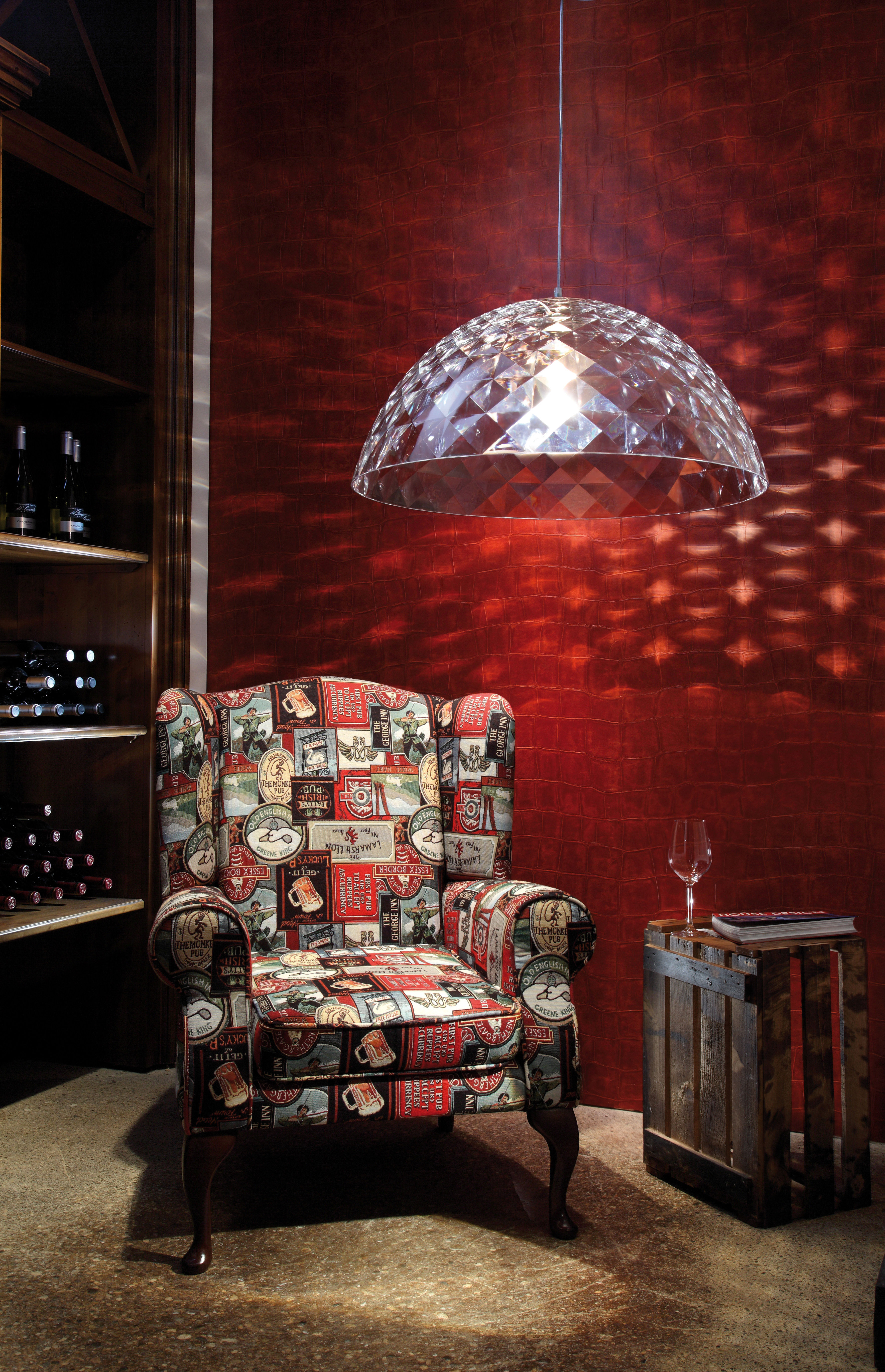 suspension stella xl 66 9 cm transparent koziol made in design. Black Bedroom Furniture Sets. Home Design Ideas