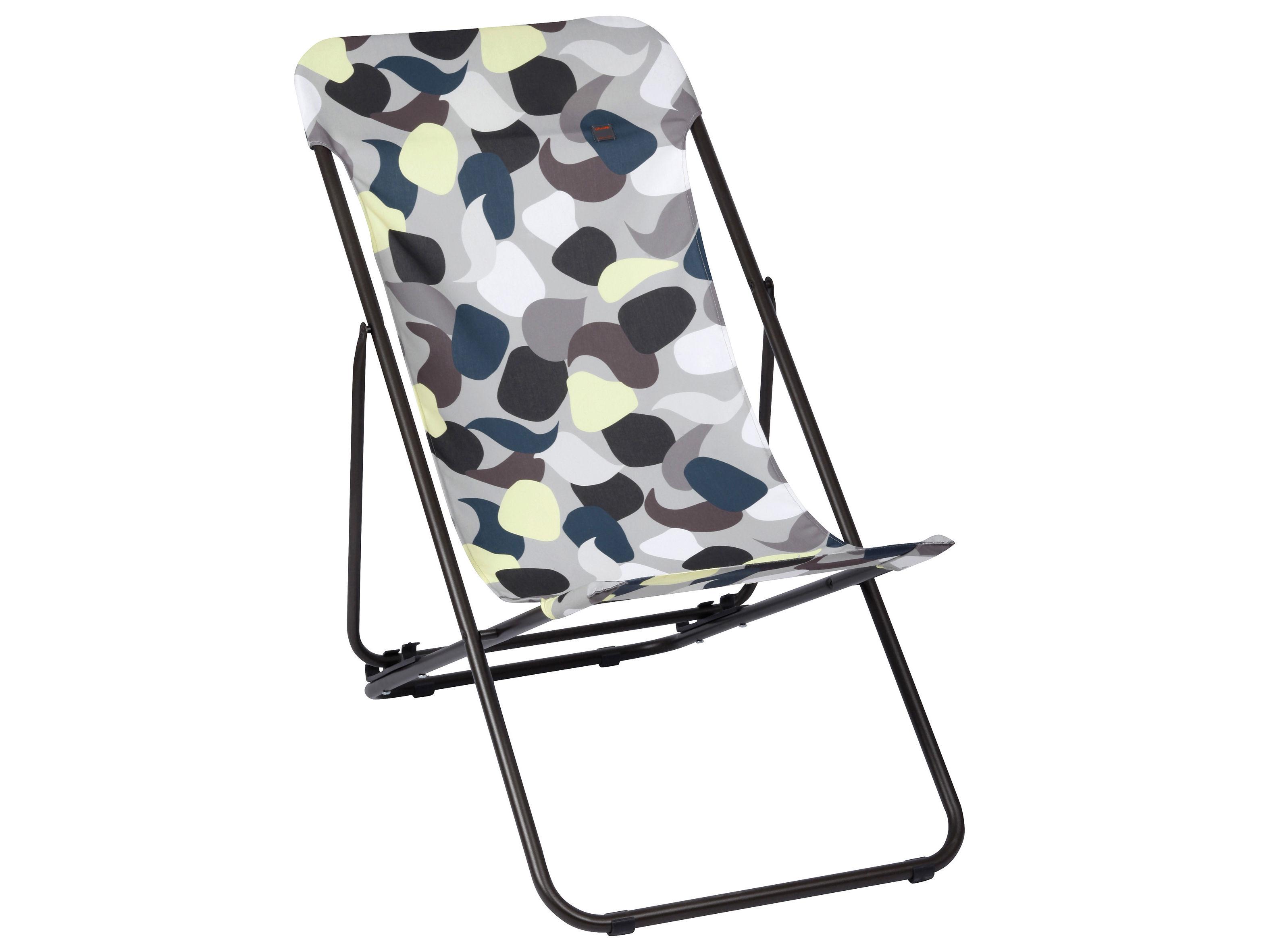 chaise longue transatube pliable 3 positions tango. Black Bedroom Furniture Sets. Home Design Ideas