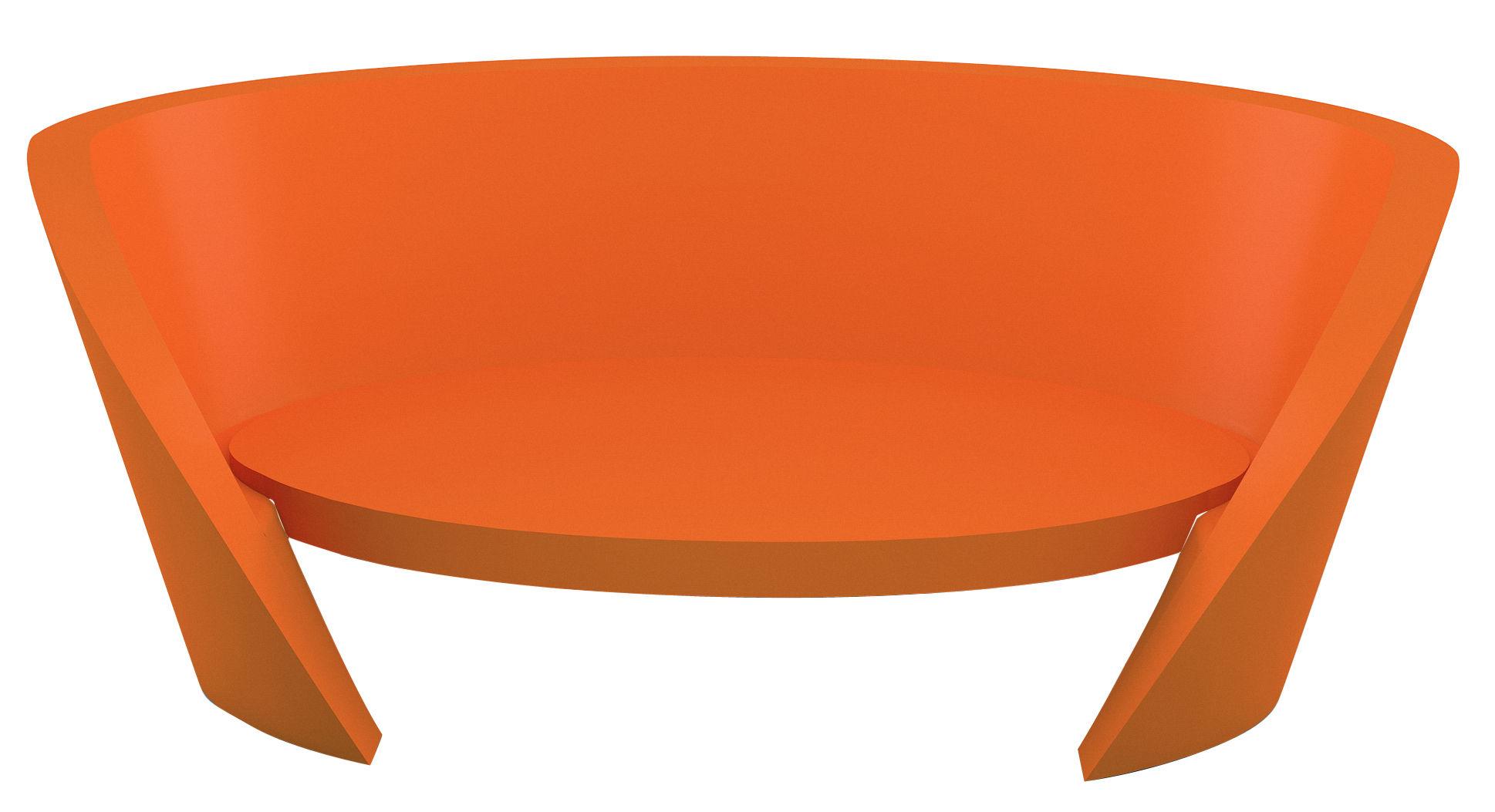 canap rap l 170 cm orange slide. Black Bedroom Furniture Sets. Home Design Ideas