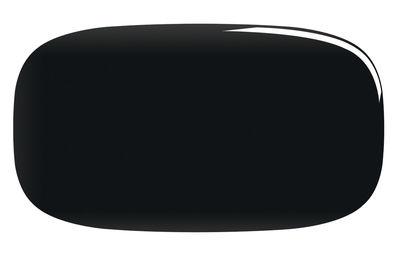 Luminaire - Appliques - Applique Tivu / Plafonnier - L 40,5 x H 23 cm - Foscarini - Noir - Polycarbonate