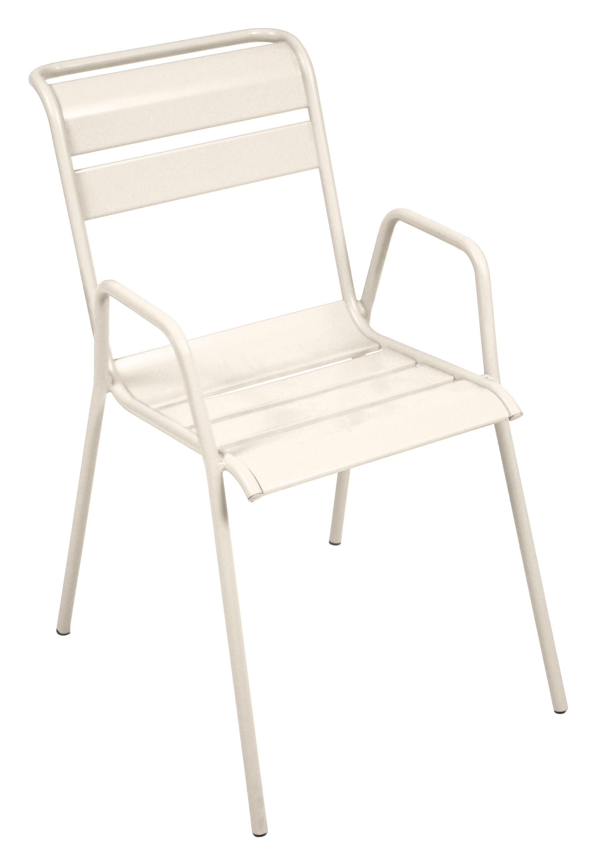 fauteuil empilable monceau m tal lin fermob. Black Bedroom Furniture Sets. Home Design Ideas