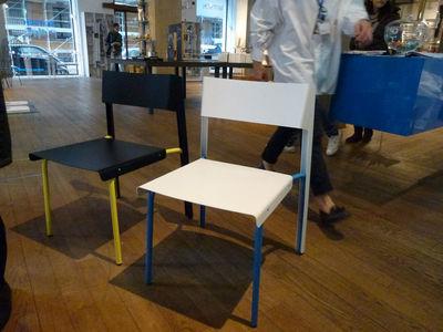 Chaise dakar blanc skitsch made in design - Mobilier de bureau dakar ...
