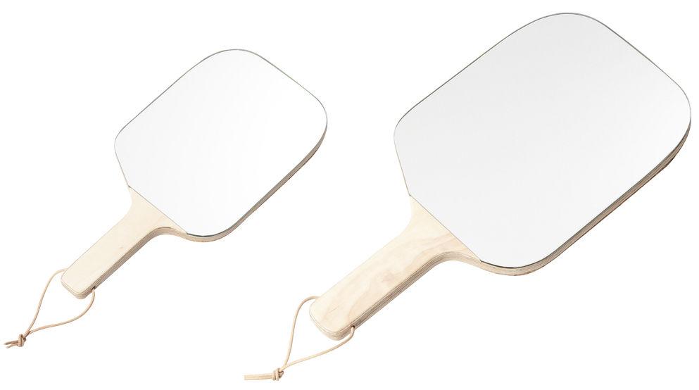 Pong tablett zwei verschiedene seiten l 46 cm for Spiegel zum hinstellen