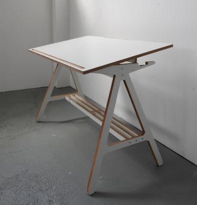 A Desk White By Byalex