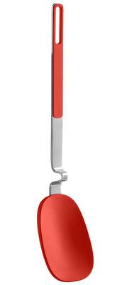 Cuillère de service Gravity Large - Eva Solo rouge orangé en métal