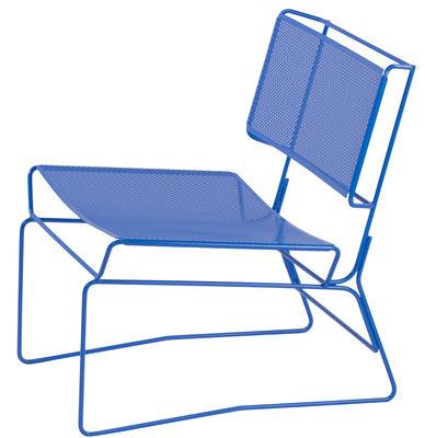 Fil Lounge Sessel - AA-New Design - Blau
